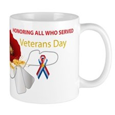 Veterans Day Mug Mugs
