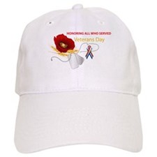 Veterans Day Baseball Cap