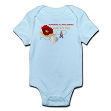Veterans Day Infant Bodysuit