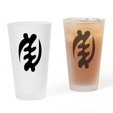 GYE NYAME Drinking Glass