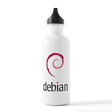 sem tat baby thing Water Bottle