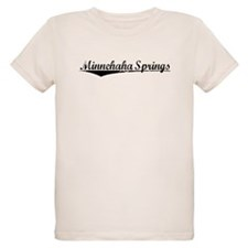 Minnehaha Springs, Vintage T-Shirt
