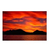 Cabo Sunset Postcards (Package of 8)