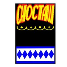 CHOCTAW Postcards (Package of 8)