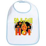 50 & Still Hot Bib