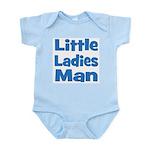 Little Ladies Man Infant Creeper