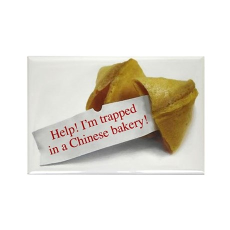 Chinese Bakery - Rectangle Magnet (10 pack)