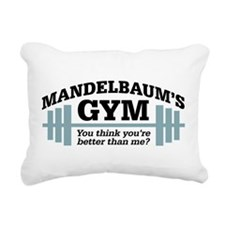 Seinfeld: Mandelbaum's Gym Rectangular Canvas Pill