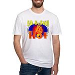 50 & Still Hot Fitted T-Shirt