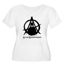A for Anonymous 2c T-Shirt