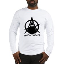Anonymous Vendetta 2c Long Sleeve T-Shirt