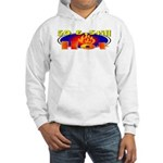 50 & Still Hot Hooded Sweatshirt