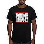 Ride BMC Men's Fitted T-Shirt (dark)