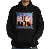 9-11 Memorial Twin Towers Hoody