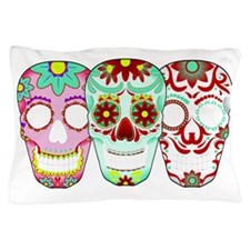 CCG Pillow Case - 3 Image (Sugar Skulls)