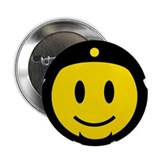 "Che Smiley Icon 2.25"" Button"