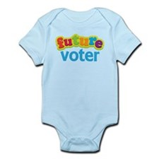 Future Voter Infant Bodysuit