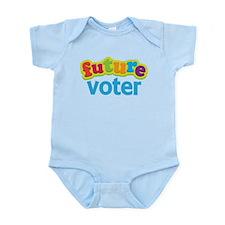 Future Voter Infant Bodysuit