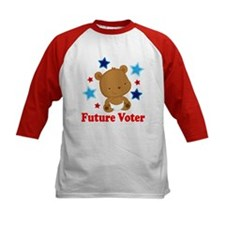 Future Voter Bear Tee