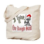 1 Night Stand Tote Bag