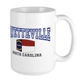 Fayetteville, North Carolina, NC, USA Mug