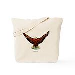 Majestic Eagle, Bird of Prey Tote Bag
