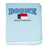 Boone, North Carolina, NC, USA baby blanket