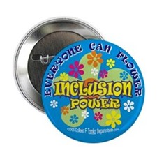"Inclusion Power 2.25"" Button (10 pack)"