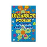 Inclusion Power Rectangle Magnet (100 pack)