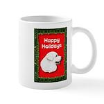 Great Pyrenees Holiday Mug