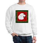 Great Pyrenees Holiday Sweatshirt