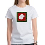 Great Pyrenees Holiday Women's T-Shirt