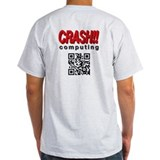 Basic crash.com T-shirt
