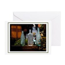 RIFS Bottles Greeting Cards (Pk of 10)