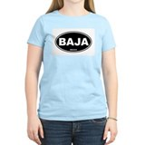 BAJA (Mexico) Women's Pink T-Shirt