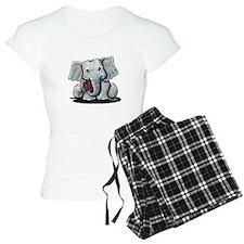 KiniArt Elephant Pajamas