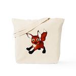 Felix the Fox Tote Bag