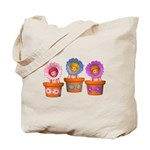 Fantasy Flower Pot Babies Tote Bag