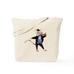 Dapper Mouse Tote Bag