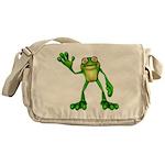 Froggie Messenger Bag