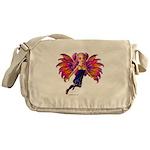 Flora the Fairy Messenger Bag