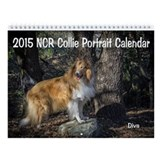 2013 NCR Collie Portrait Calendar