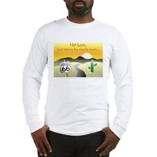 not lost Long Sleeve T-Shirt
