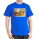 Battle Spotsylvania Black Civil War T-Shirt