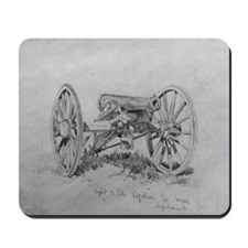 Cute Cannon Mousepad