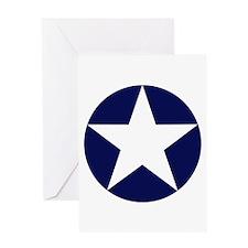USAF mark2 Greeting Card