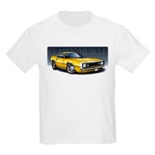 67 Yellow Camaro T-Shirt