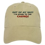 Out of my way! Baseball Cap