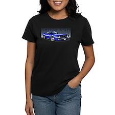 67 Blue Camaro B Tee