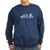 Mountain Biking Evolution Sweatshirt